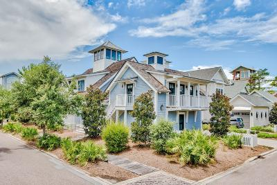 Santa Rosa Beach Single Family Home For Sale: 254 Yacht Pond Lane