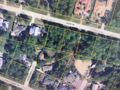 Walton County Residential Lots & Land For Sale: Lot 8 BlkB Shore Drive