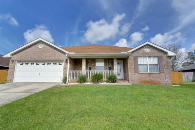 Navarre Single Family Home For Sale: 2815 Shoni Drive