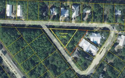 Walton County Residential Lots & Land For Sale: 1 Sunrise Circle