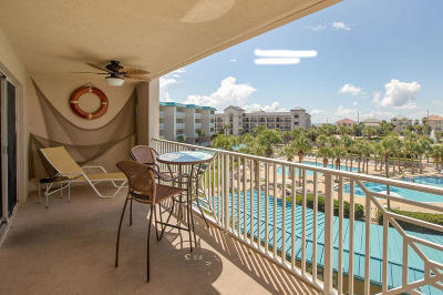Miramar Beach Condo/Townhouse For Sale: 778 Scenic Gulf Drive #UNIT B31