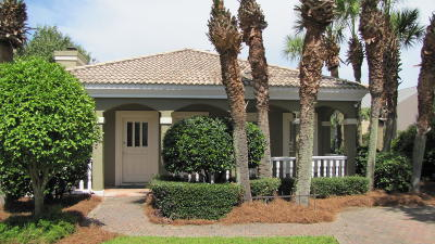 Destin Single Family Home For Sale: 4775 Calatrava Court