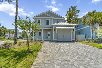 Miramar Beach Single Family Home For Sale: 64 Mobile Street