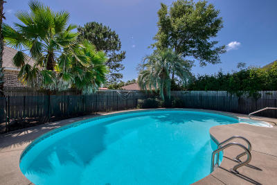 Gulf Breeze Single Family Home For Sale: 967 Grand Canal Street
