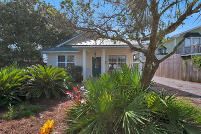 Crystal Beach Single Family Home For Sale: 95 Cobia Street