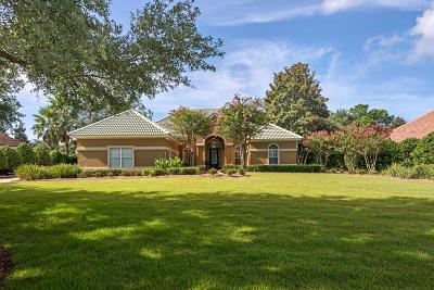 Destin Single Family Home For Sale: 6278 Augusta Cove
