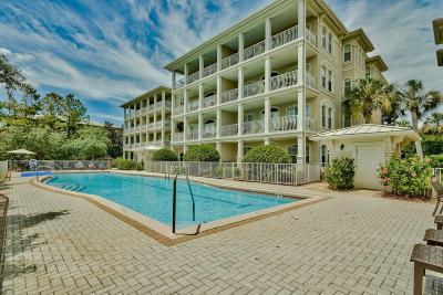Santa Rosa Beach Condo/Townhouse For Sale: 4341 E Co Highway 30-A #UNIT B20
