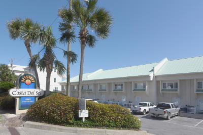 Miramar Beach Condo/Townhouse For Sale: 1987 Scenic Gulf Drive #UNIT A5