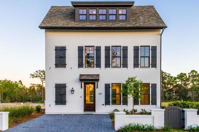 Santa Rosa Beach Condo/Townhouse For Sale: Lot 54B Ridgewalk Circle