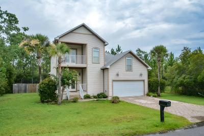 Santa Rosa Beach Single Family Home For Sale: 61 Madie Lane