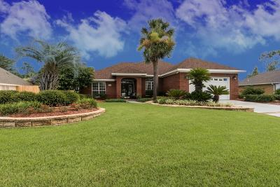 Panama City Beach Single Family Home For Sale: 7110 Dolphin Bay Boulevard