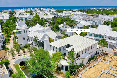 Alys Beach Single Family Home For Sale: 74 Butterwood Alley