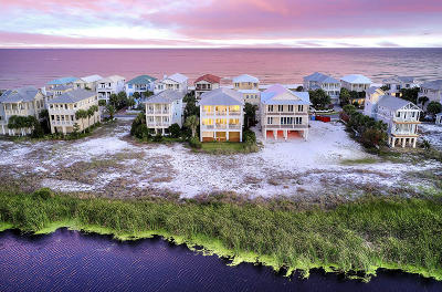 Holiday Isle Single Family Home For Sale: 62 Lands End Drive