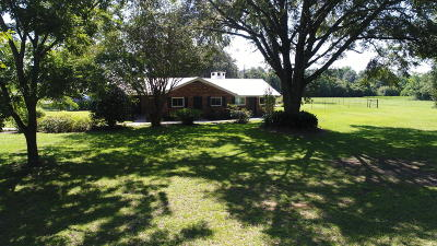 Defuniak Springs Single Family Home For Sale: 144 Cole Lane