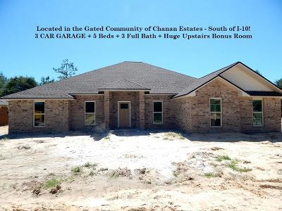 Single Family Home For Sale: 4707 Chanson Crossing