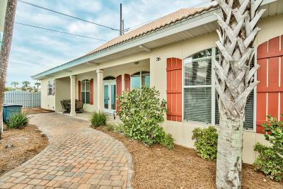 Miramar Beach Single Family Home For Sale: 36 Aquamarine Cove