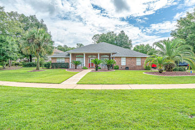 Niceville Single Family Home For Sale: 2033 Kildare Circle