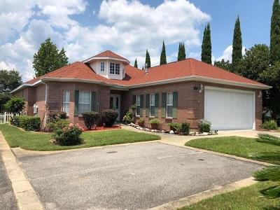 Niceville Single Family Home For Sale: 1615 Elba Cove