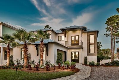 Miramar Beach Single Family Home For Sale: 220 N Saint Francis Drive