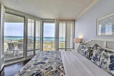 Navarre Condo/Townhouse For Sale: 8499 Gulf Boulevard #201