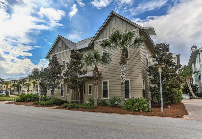 Santa Rosa Beach Single Family Home For Sale: 213 Cypress Drive