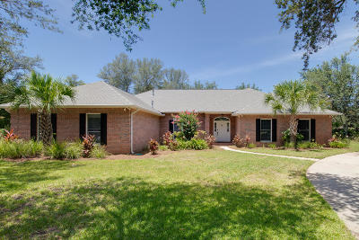 Destin Single Family Home For Sale: 719 Mars Street