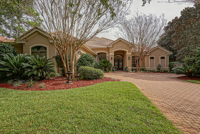 Destin Single Family Home For Sale: 4376 Stonebridge Road