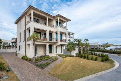 Single Family Home For Sale: 136 Paradise By The Sea Boulevard