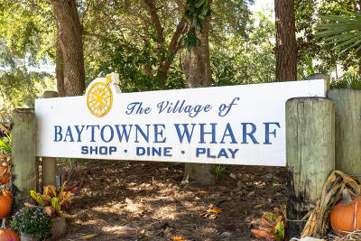 Miramar Beach Condo/Townhouse For Sale: 9300 Baytowne Wharf Boulevard #420