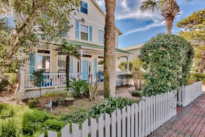 Destin Single Family Home For Sale: 4455 Ocean View Drive