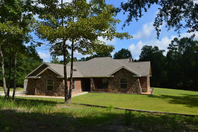 Laurel Hill Single Family Home For Sale: 3141 Walker Road