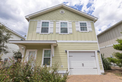 Inlet Beach Single Family Home For Sale: 48 Topside Drive