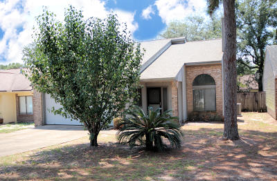 Niceville Single Family Home For Sale: 3788 Peachtree Way