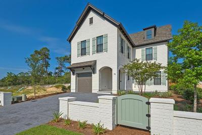 Santa Rosa Beach Single Family Home For Sale: Lot 11A Ridgewalk Circle