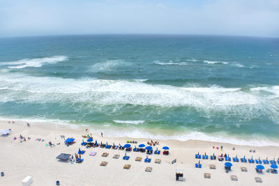 Panama City Beach Condo/Townhouse For Sale: 6201 Thomas Drive #UNIT 120