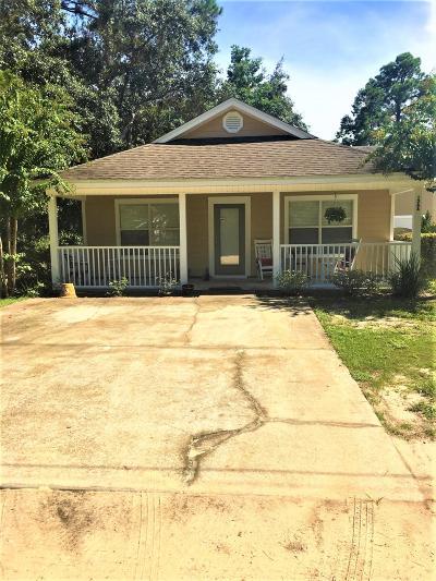 Santa Rosa Beach Single Family Home For Sale: 126 McDowell Street #UNIT A-B