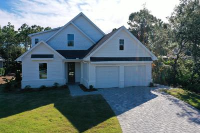 Destin Single Family Home For Sale: 374 Grassy Cove