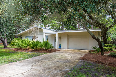 Miramar Beach Single Family Home For Sale: 265 Lakeview Beach Drive