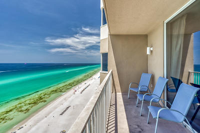 Panama City Beach Condo/Townhouse For Sale: 16819 Front Beach Road #1406