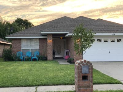 Gulf Breeze Single Family Home For Sale: 3759 Chance Court