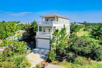 Santa Rosa Beach Single Family Home For Sale: 6734 W County Hwy 30a