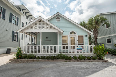 Grayton Beach Single Family Home For Sale: 50 Cottage Street