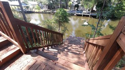 Santa Rosa Beach Single Family Home For Sale: 445 Little Canal Drive