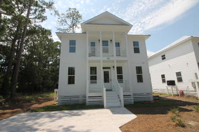 Santa Rosa Beach Single Family Home For Sale: 255 Indian Woman Road