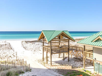 Destin, Fort Walton Beach, Santa Rosa Beach Condo/Townhouse For Sale: 790 Santa Rosa Boulevard #UNIT 307