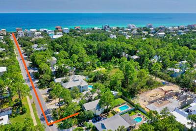 Santa Rosa Beach Single Family Home For Sale: 191 San Juan Avenue