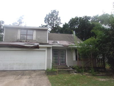 Crestview Single Family Home For Sale: 104 Palmetto Drive