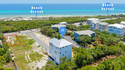 Inlet Beach Single Family Home For Sale: Lot 3 Mala Way
