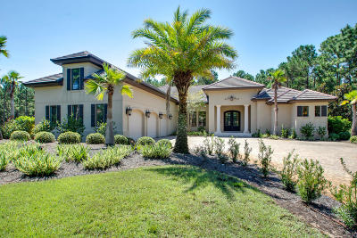 Miramar Beach Single Family Home For Sale: 3413 Ravenwood Circle