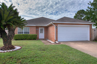 Destin FL Single Family Home For Sale: $294,000